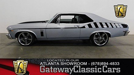 1969 Chevrolet Nova for sale 100964170