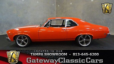 1969 Chevrolet Nova for sale 100964567