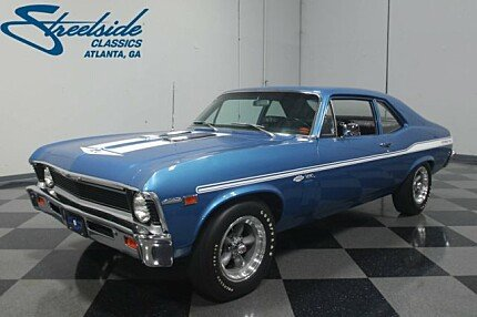 1969 Chevrolet Nova for sale 100970194