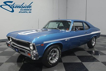1969 Chevrolet Nova for sale 100975611