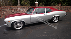 1969 Chevrolet Nova for sale 100981005