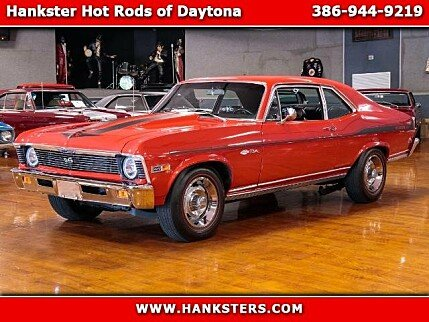 1969 Chevrolet Nova for sale 100983365