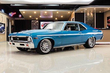 1969 Chevrolet Nova for sale 100983725
