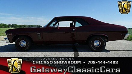 1969 Chevrolet Nova for sale 100999693
