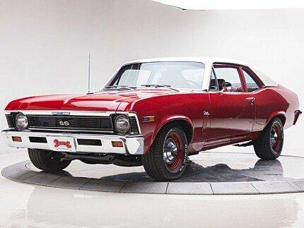 1969 Chevrolet Nova for sale 101007050