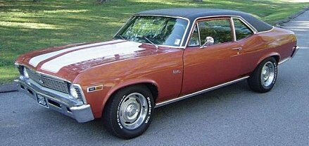 1969 Chevrolet Nova for sale 101048035