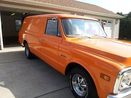 1969 Chevrolet Other Chevrolet Models for sale 100915254