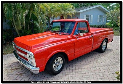 1969 Chevrolet Other Chevrolet Models for sale 100975059