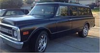 1969 Chevrolet Suburban for sale 100768800