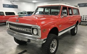 1969 Chevrolet Suburban 4WD 2500 for sale 100904226