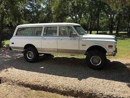 1969 Chevrolet Suburban for sale 100958033