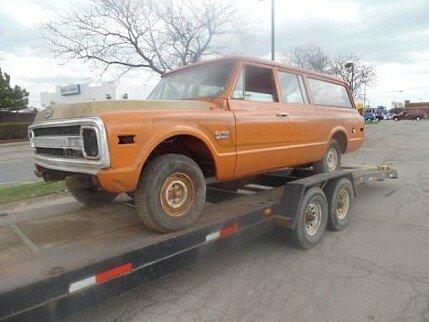 1969 Chevrolet Suburban for sale 101002681