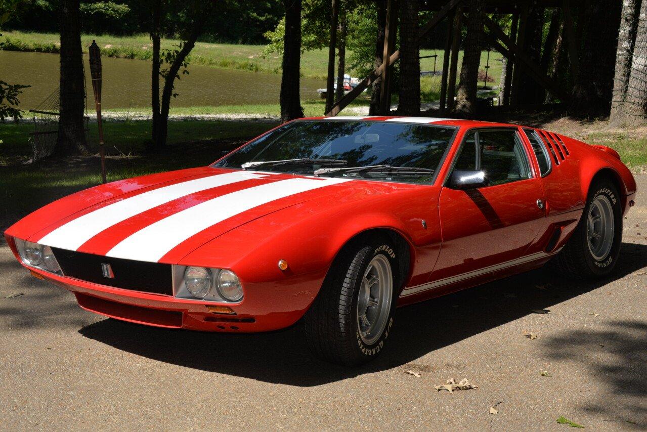 1969 De Tomaso Mangusta for sale near oxford, Mississippi ...