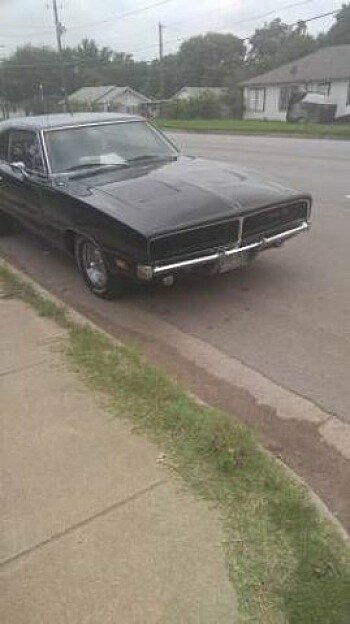 1969 Dodge Charger for sale 100825236