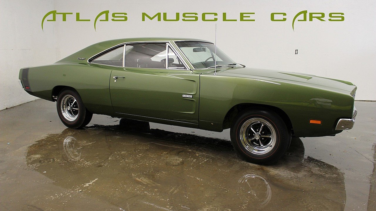 1969 Dodge Charger R/T for sale near Blue Ridge, Texas 75424 ...