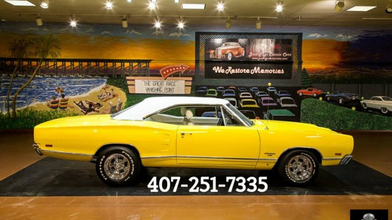 1969 Dodge Coronet for sale near Orlando, Florida 32837 - Classics ...