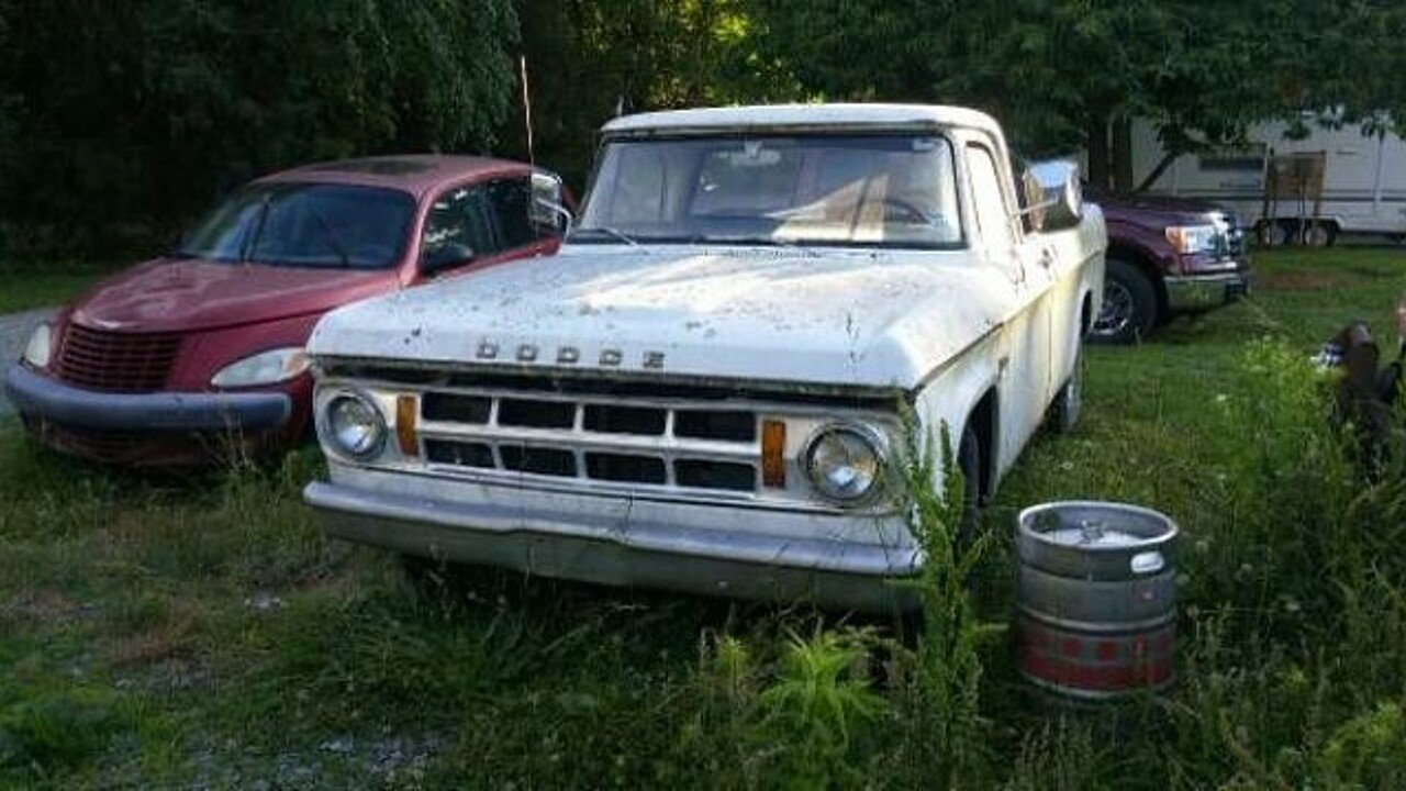 1969 Dodge D/W Truck for sale 100858968