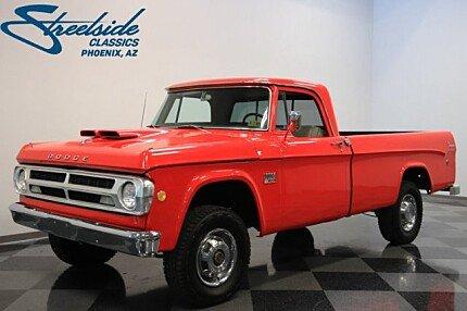 dodge classic trucks for sale classics on autotrader. Black Bedroom Furniture Sets. Home Design Ideas