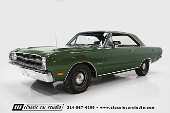 1969 Dodge Dart for sale 100800250