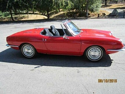 1969 FIAT Spider for sale 100803026