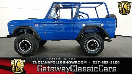 1969 Ford Bronco for sale 100747508