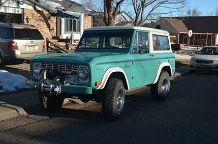 1969 Ford Bronco for sale 100825229