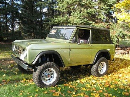 1969 Ford Bronco for sale 100836811