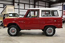 1969 Ford Bronco for sale 100859469