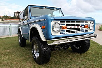 1969 Ford Bronco for sale 100741177