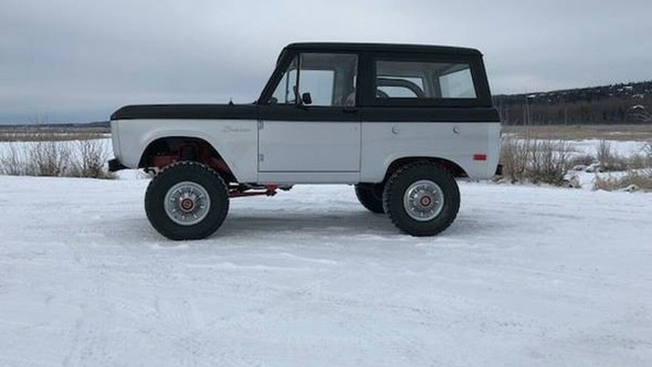 Ford Bronco Classics For Sale On Autotrader 1980 Frame 1969 100927859