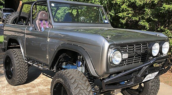 1969 Ford Bronco for sale 100997366