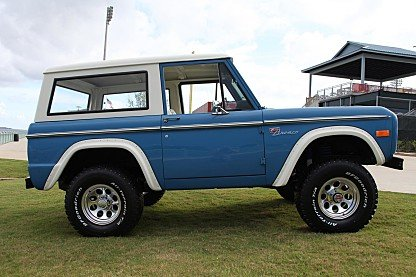 1969 Ford Bronco for sale 100775263