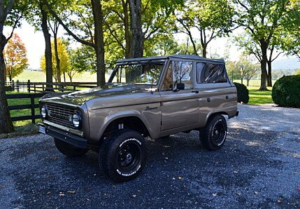 1969 Ford Bronco for sale 100852616