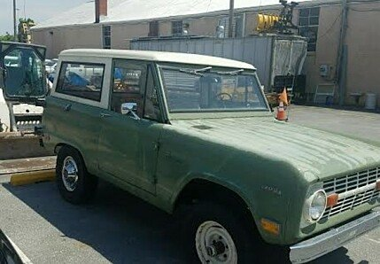 1969 Ford Bronco for sale 100874771