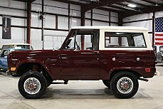 1969 Ford Bronco for sale 100875121