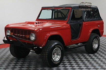 1969 Ford Bronco for sale 100908399