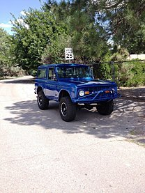 1969 Ford Bronco for sale 100912282