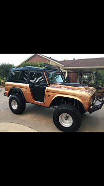 1969 Ford Bronco for sale 100913189