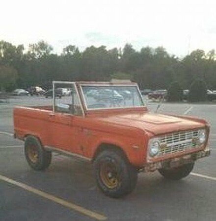 1969 Ford Bronco for sale 100928386