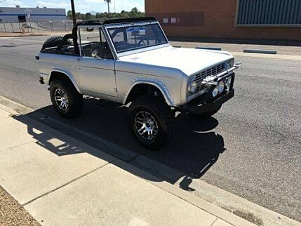 1969 Ford Bronco for sale 100940554