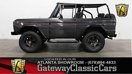 1969 Ford Bronco for sale 100965373