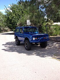 1969 Ford Bronco for sale 100971907