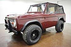 1969 Ford Bronco for sale 100983685