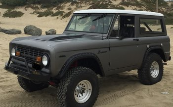 1969 Ford Bronco for sale 100987810