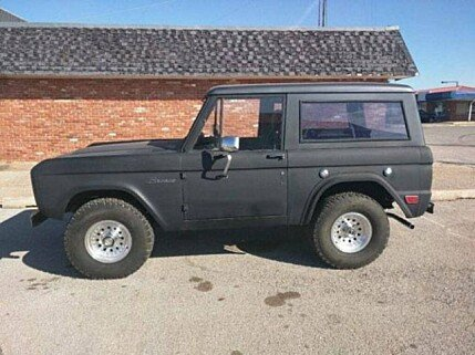 1969 Ford Bronco for sale 100989287