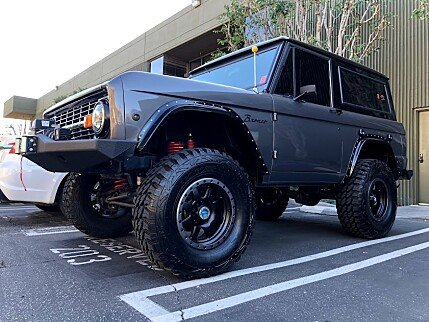 1969 Ford Bronco for sale 101005092