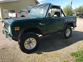 1969 Ford Bronco for sale 101014071