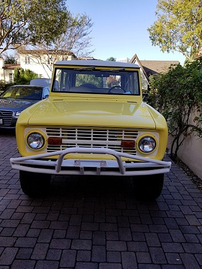 1969 Ford Bronco for sale 100951840