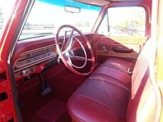 1969 Ford F100 for sale 100825193