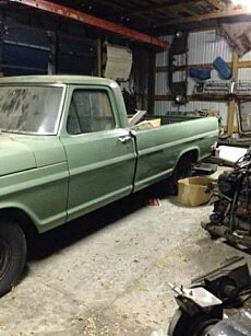 1969 Ford F100 for sale 100825272